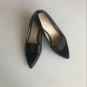 Cole Haan Marlee Skimmers Black Flats Size 6B